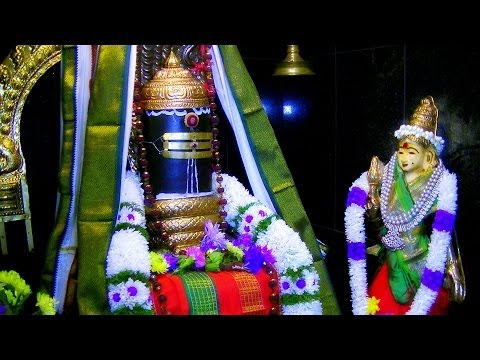 Gowri Habba Festival - Captured Live 03-11-2013 Sri Raja Rajeswari Amman Temple UK