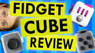 Hands On Review of the Fidget Cube