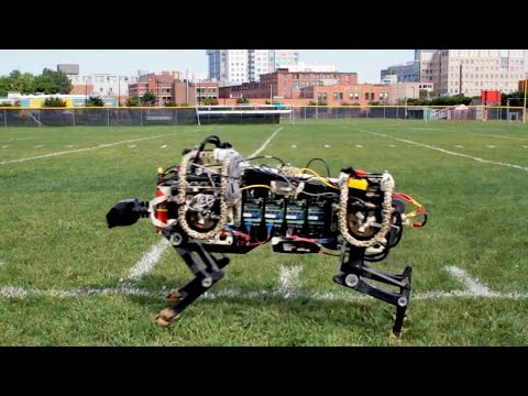 MIT Robotic Cheetah