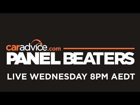 E2 - Panel Beaters LIVE by CarAdvice - Dauer: 48 Minuten