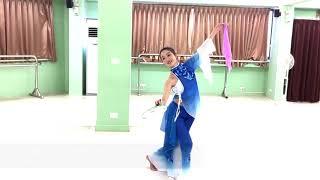 【延禧攻略】台中舞蹈教室~蝶舞古典中國舞「雪落下的聲音」