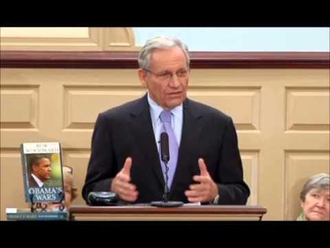 Bob Woodward: Why Ford Pardoned Nixon