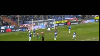 Video Gol Pertandingan Sampdoria vs Napoli