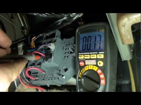 Part-2 Daytime running light circuit troubleshooting (DRL circuit)
