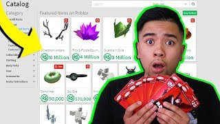 REACTING TO IF EVERYTHING IN ROBLOX WAS EXPENSIVE!