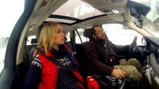 BMW X5 NEW: Тест-драйв в программе