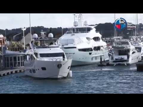 GBS yacht transport loads super yachts