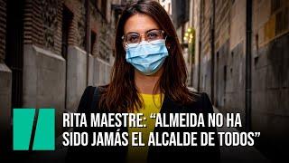 Rita Maestre:
