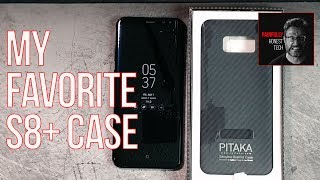 Pitaka Aramid Slim Case for Galaxy S8 & S8+