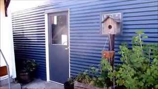 Shedman Video 1 How To Build A Modern Office Out Of An Old Shed