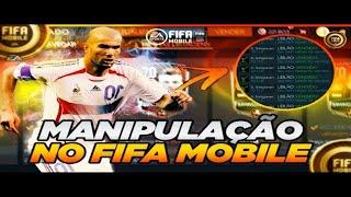 MEUS PRIMEIROS 13 MILHÕES EM MANIPULAÇÕES - FIFA MOBILE 20