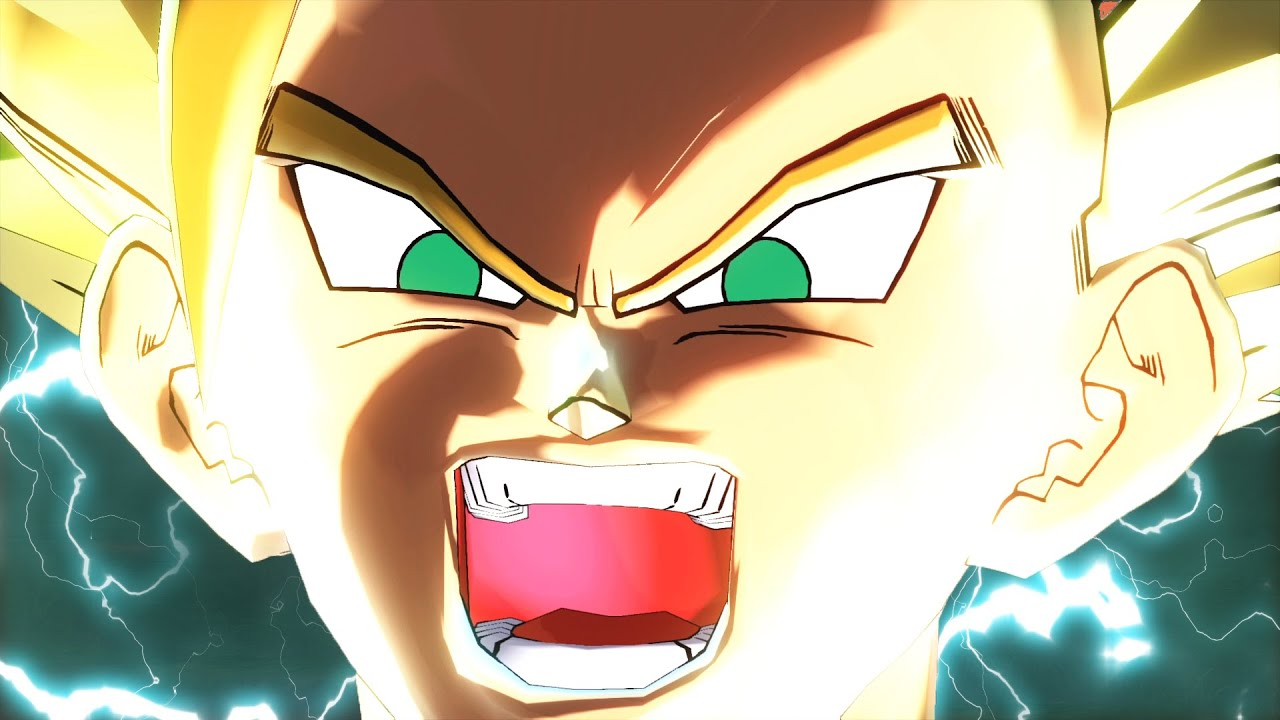 This Character has Hidden Potential in Dragon Ball Xenoverse 2 Online Match