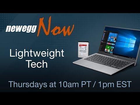Newegg Now Episode 39: NVIDIA, DJI, and Lightweight Tech