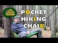 Bushcraft Hammock Chair - Truly Pocket Sized - Econo Challenge