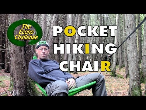 Bushcraft Hammock Chair Truly Pocket Sized Econo Challenge
