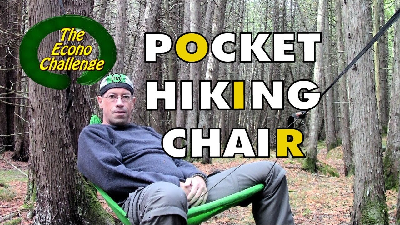 amazing camp chair in hammock mode   truly pocket sized   youtube  rh   youtube