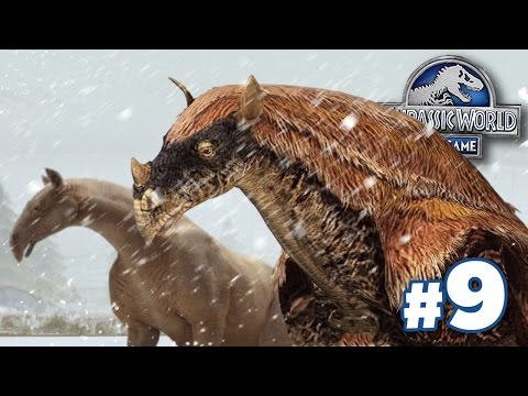 Indricotherium UNLOCKED!!! || Jurassic World - Cenozoic Series - Ep9 HD
