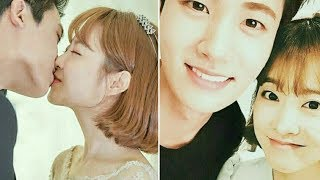 Park Hyung Sik and Park Bo Young - Reel to Real 💖