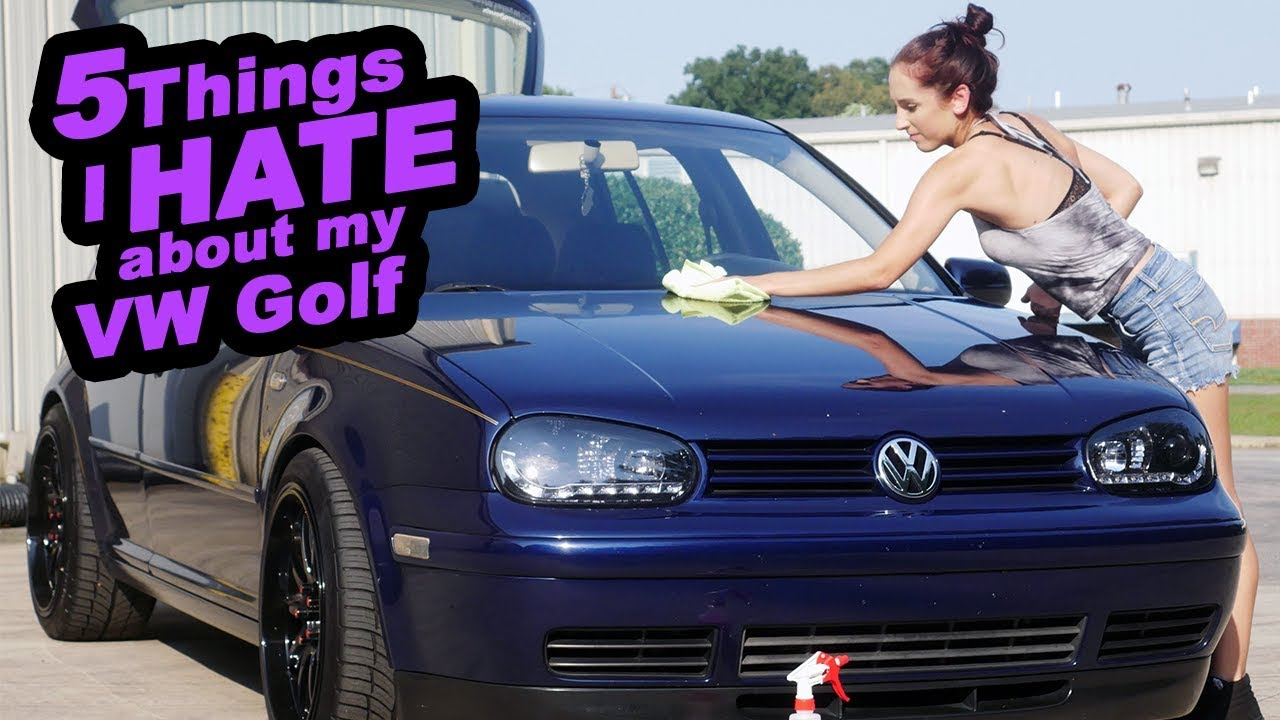 Download 5 Things I HATE about my VW Golf MKIV
