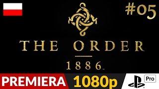 The Order 1886 PL ⚜️ #5 (odc.5) ⚔️ Agamemnon | Gameplay po polsku