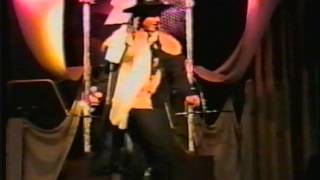 Black is black - Patrick Knight (Dressed as Boy George)