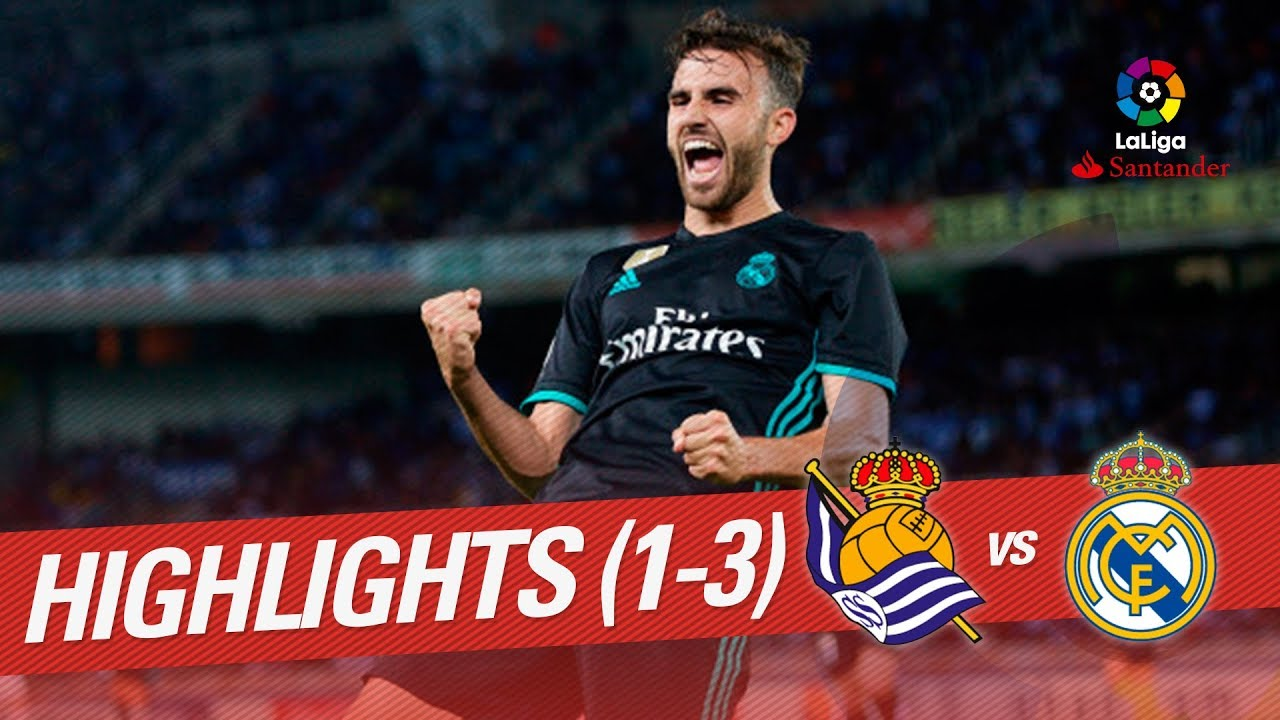 Real Sociedad vs Real Madrid (17 Sep 2017) 🔥 Video ...