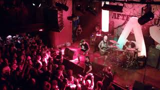 The Acacia Strain - Forget Me Now / Cthulhu (Rareform Across The Continent Tour 2018, ATL)