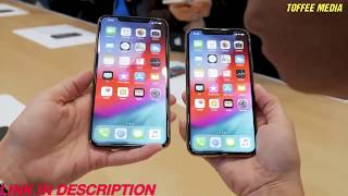 iPhone XS, XS Max & XR - Hands-on Review