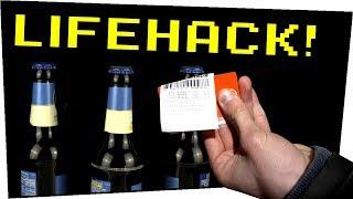 Mal wieder Lifehacks die man auch tatsächlich benutzt! - Lifehacks #10