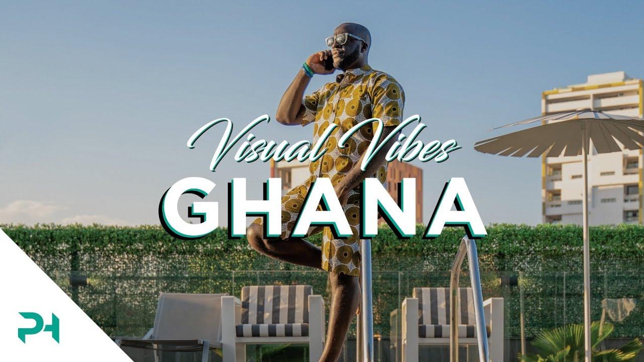 Jubril's PassportHeavy's Ghana Vibes