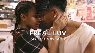 Far East Movement x Marshmello - Freal Luv feat Tinashe & Chanyeol | Dance Video