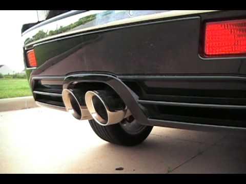 2010 Jeep Grand Cherokee Srt8 >> 2008 Jeep Grand Cherokee SRT8 Factory Exhaust vs. Corsa Exhaust - YouTube