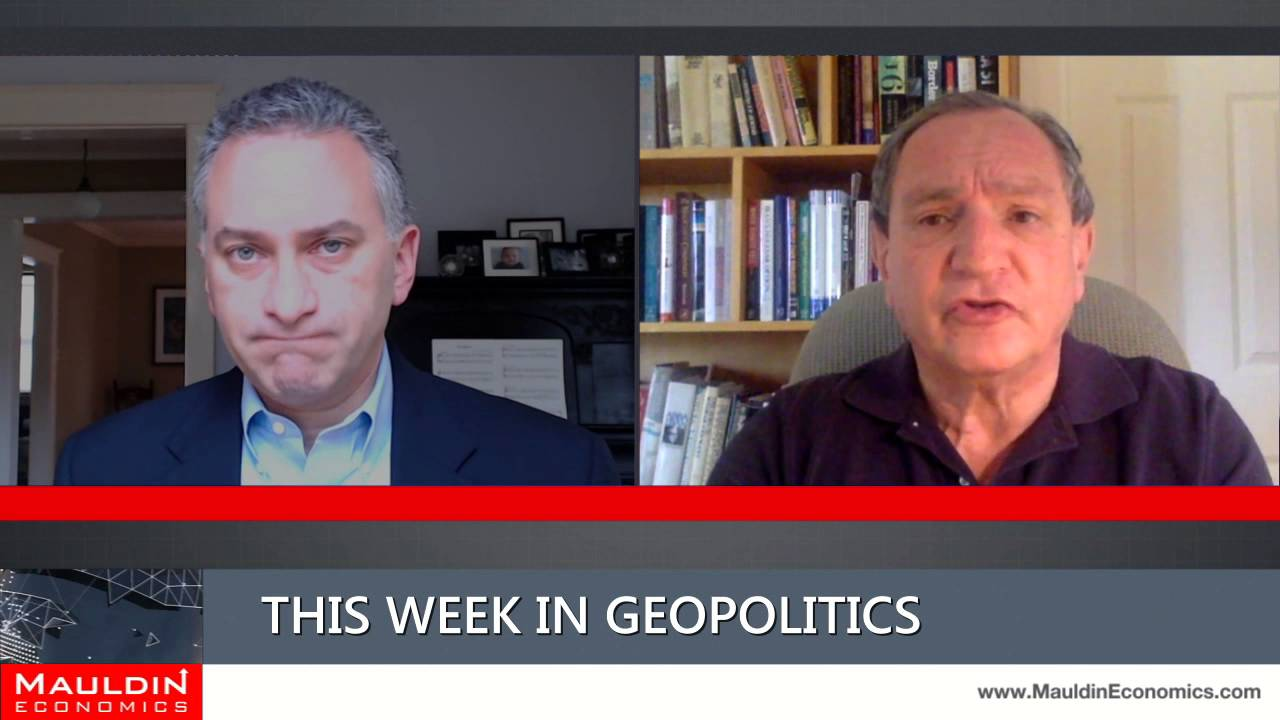 George Friedman: Eastern Europe Is Trapped Between Russia ...