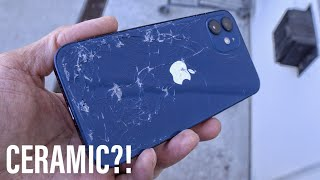 iPhone 12 DROP TEST! Is Ceramic Shield 4x Durable?!