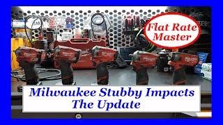 Millwaukee Stubby Impacts the Update