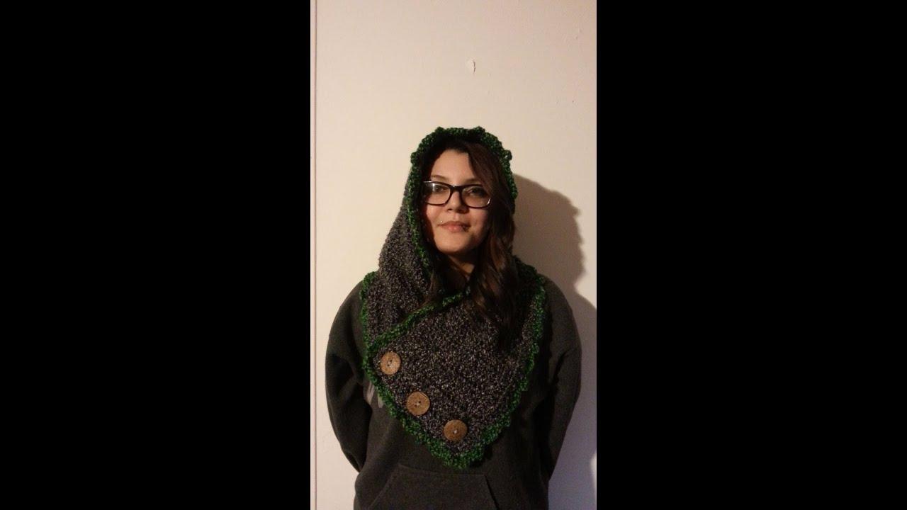 Crochet how to crochet hooded cowl wrap tutorial 157 learn crochet how to crochet hooded cowl wrap tutorial 157 learn crochet youtube bankloansurffo Images