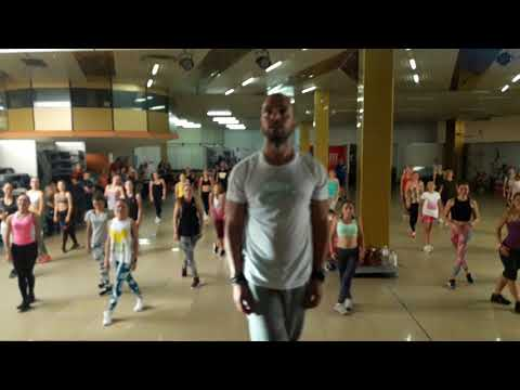 Dance Aerobic @ Benefit Odessa Fitness Festival 2017 - Ukraine