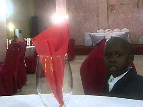 photo bavon international invité au Congo Kinshasa à un mariage  2014