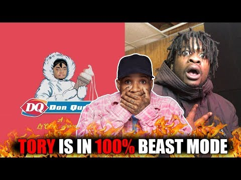 Tory Aint Playing! | Tory Lanez – Don Queen (Don Q Diss) REACTION!