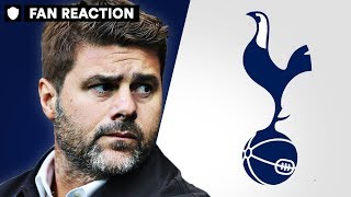 ARE TOTTENHAM ON THE BRINK OF CRISIS? | FAN REACTION