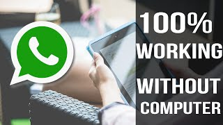 Best Way To Install WhatsApp on iPad & iPod Touch Without Computer