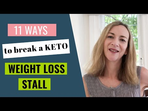 11 Ways to Break a Keto Weight Loss Stall | Appetite For Energy