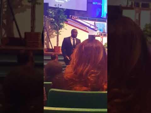 CCC Pastor Phillip Goudeaux Jr