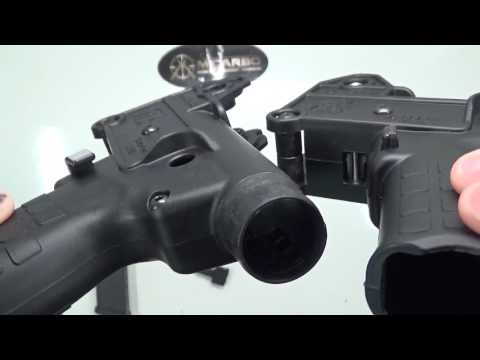 KEL-TEC SUB-2000 Glock Extended Magazine Release