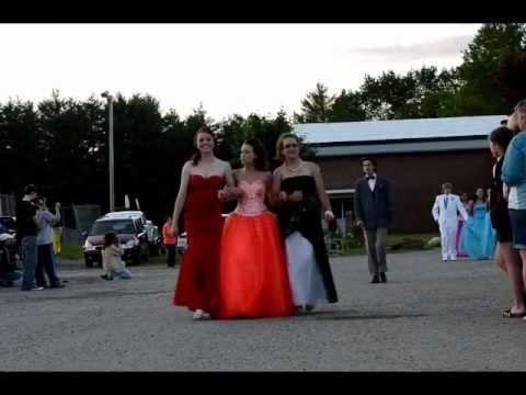 Penobscot Valley High School Prom