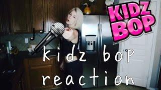 Kidz Bop Reaction #5
