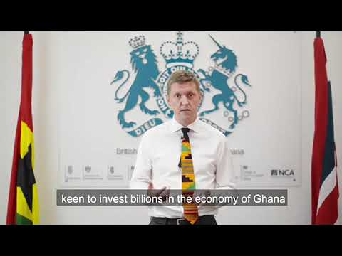 New UK High Commissioner to Ghana Ian Walker recounts his 6months experience