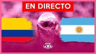 COLOMBIA vs ARGENTINA EN VIVO 🔴 ELIMINATORIAS MUNDIAL QATAR 2022