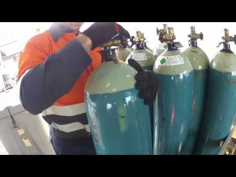 BOC - How To Transport Gas Cylinders Safely