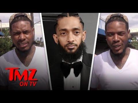 Fetty Wap Shares His Favorite Nipsey Hussle Memory  TMZ TV